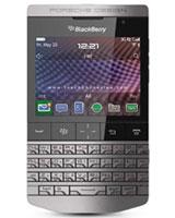 BlackBerry Porsche Design P'9981(Black)