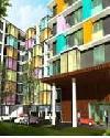 ราคา รัชดาภิเษก เดอะ คัลเลอร์รี่ วิวิด คอนโดมิเนียม  The Colory Vivid condominium