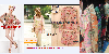 ราคา ชุดเดรส เสื้อ+กางเกงลายดอกลิลลี่sretsis